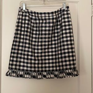 NWT INC vintage  petite skirt